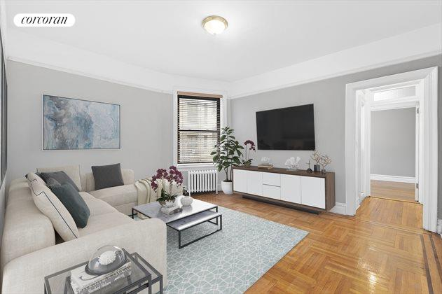 255 Eastern Parkway, Apt. B5, Prospect Heights