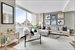 389 East 89th Street, 31A, Southern exposure w/ Empire State bldg views