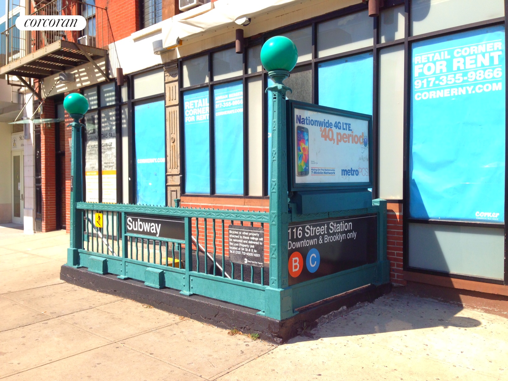 Corcoran, 370 West 116th Street, Apt. 1A, Harlem Rentals, Manhattan ...