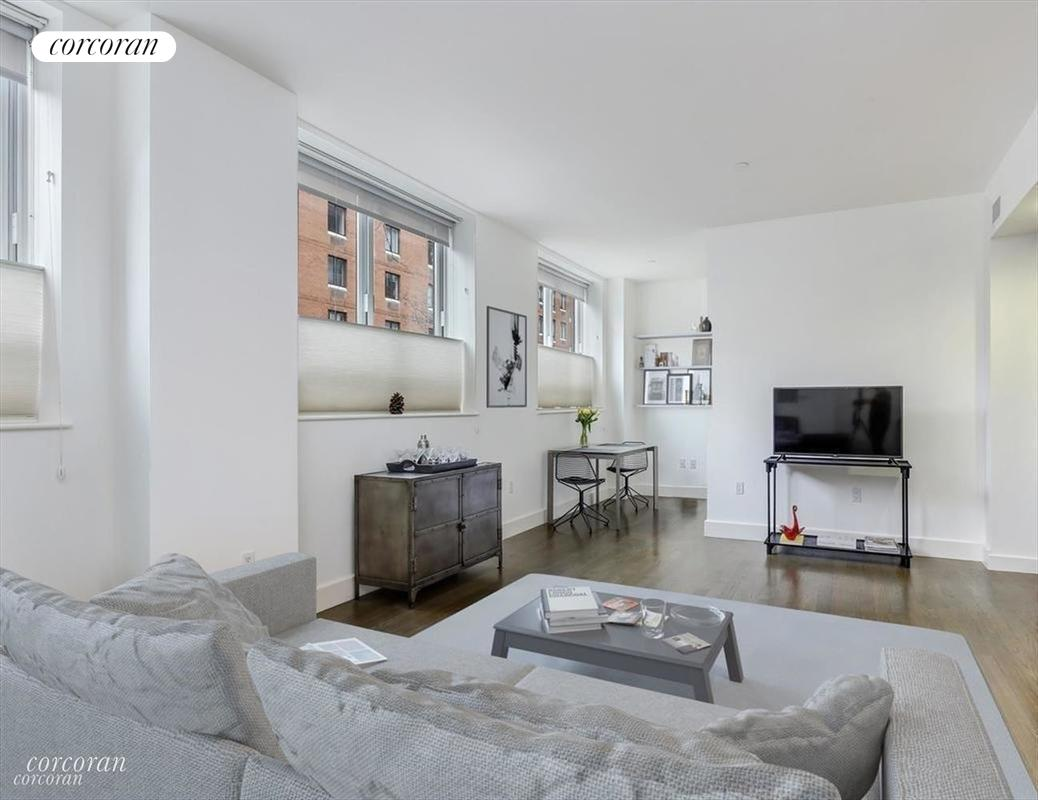 432 West 52nd Street, 1G, Living Room