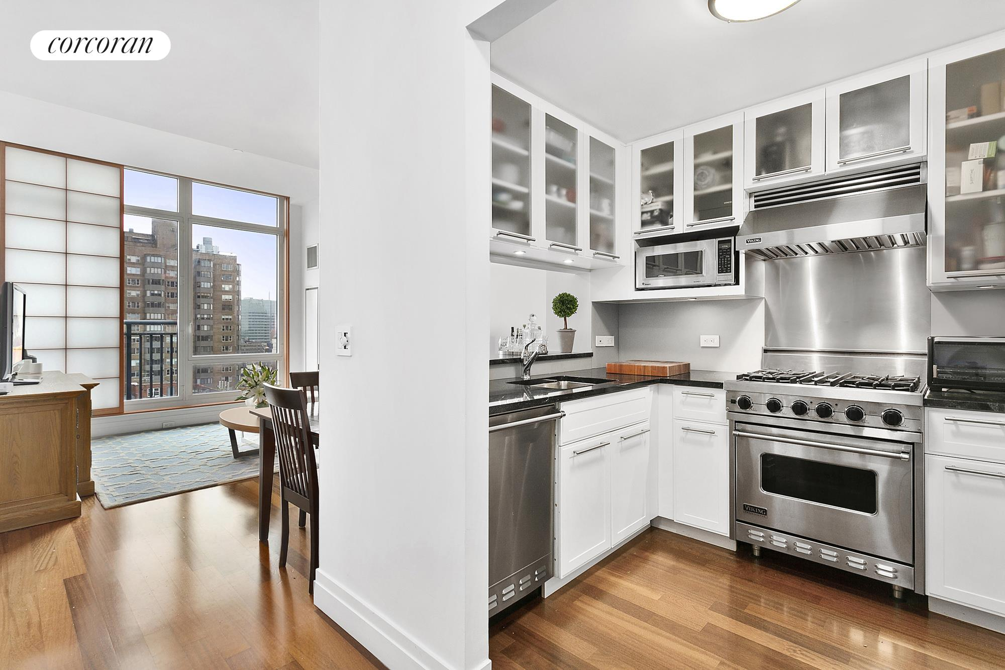 Corcoran, 45 Park Avenue, Apt  1605, Murray Hill Real Estate