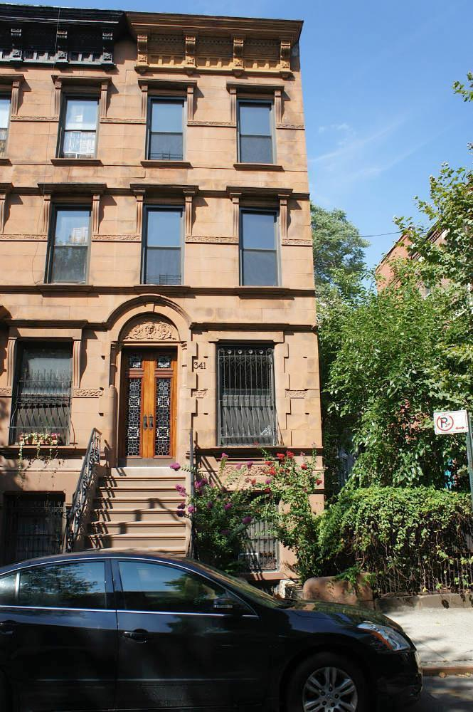 341 West 122nd Street, 1, Building Exterior