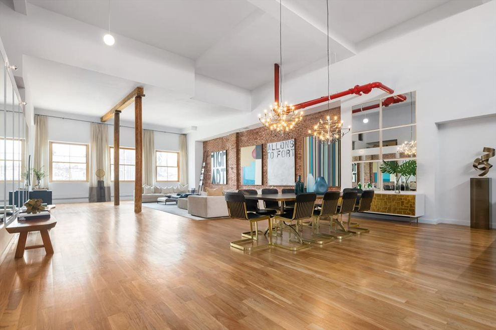 New York City Real Estate | View Walker Street | 1 Bed, 2 Baths