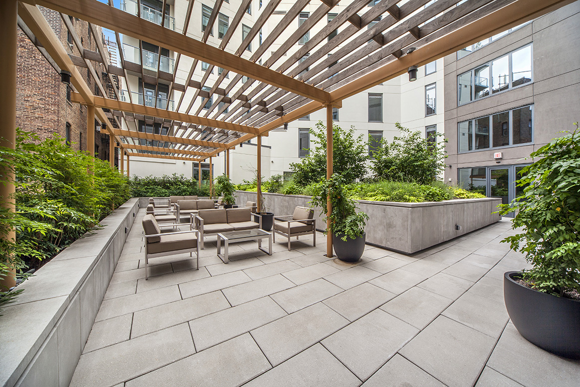 285 West 110th Street, PH, Outdoor Space