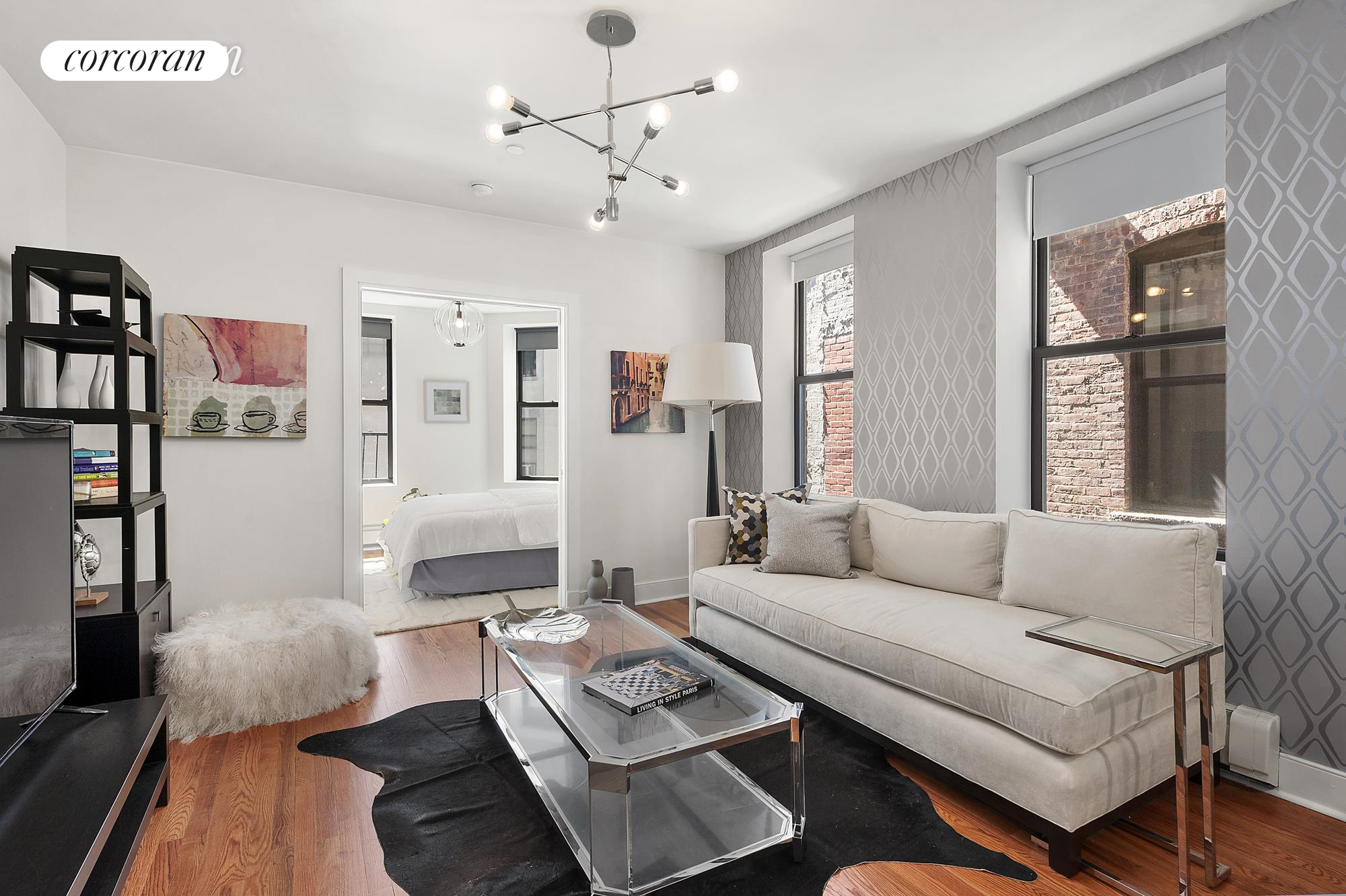 305 West 150th Street, 504, Living Room