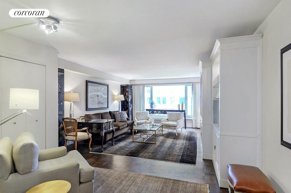 New York City Real Estate | View 440 East 57th Street, #15D | Living Room