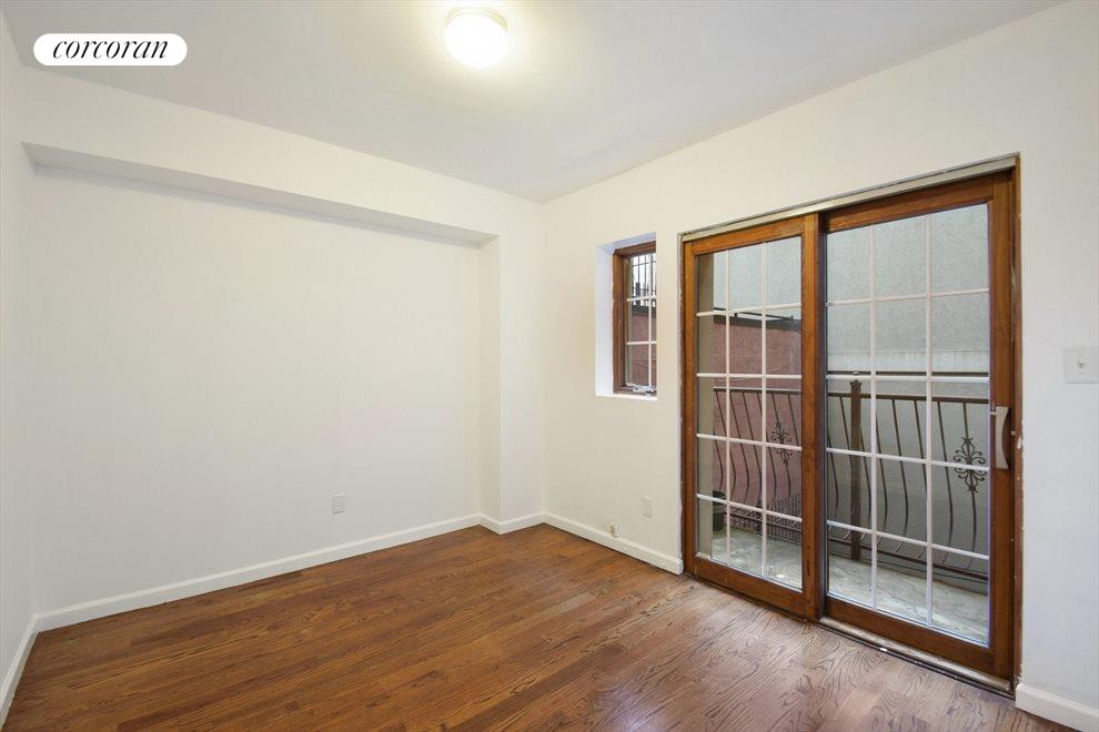 Second Bedroom or Home Office w/ Balcony
