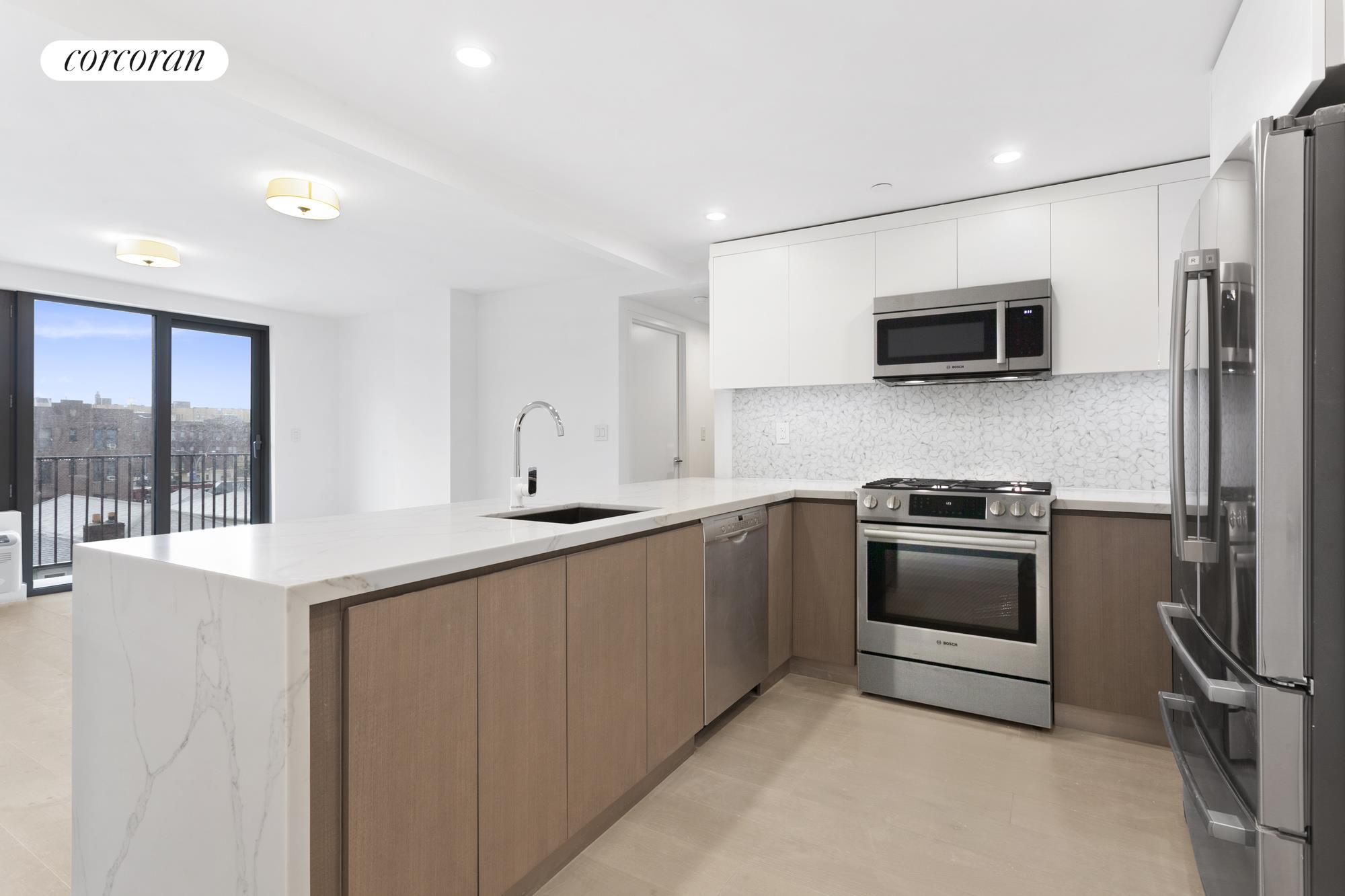 2128 Ocean Avenue, 3i, Kitchen