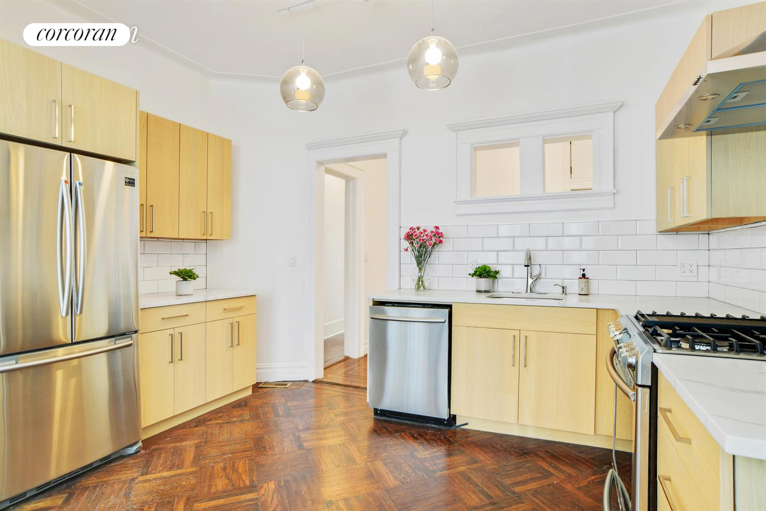 201 Sterling Street, Kitchen / Dining Room