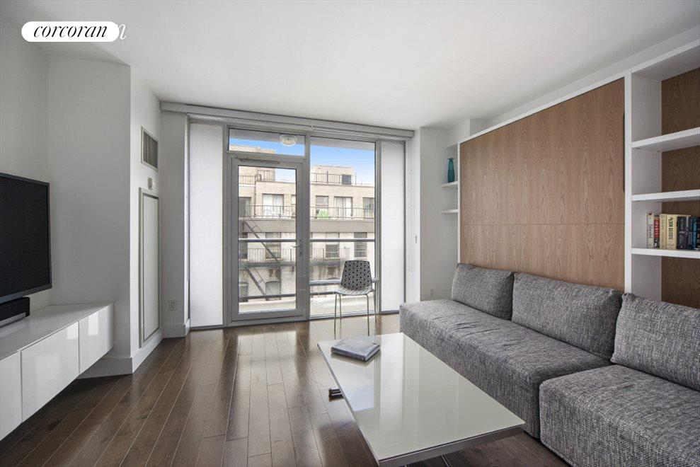 New York City Real Estate | View 350 West 53rd Street, #6B | 1 Bath