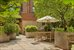 350 Bleecker Street, 1C, Common Courtyard w/bbq