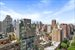 301 East 79th Street, 23P, View from the balcony looking South and West