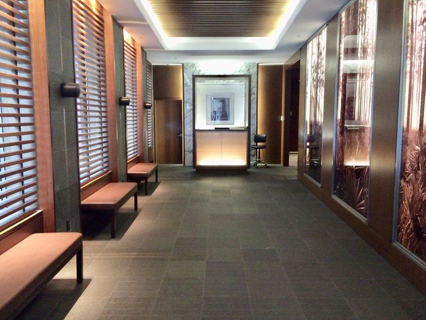 Modern Lobby entrance