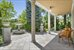 8121 Shore Road, Outdoor Space