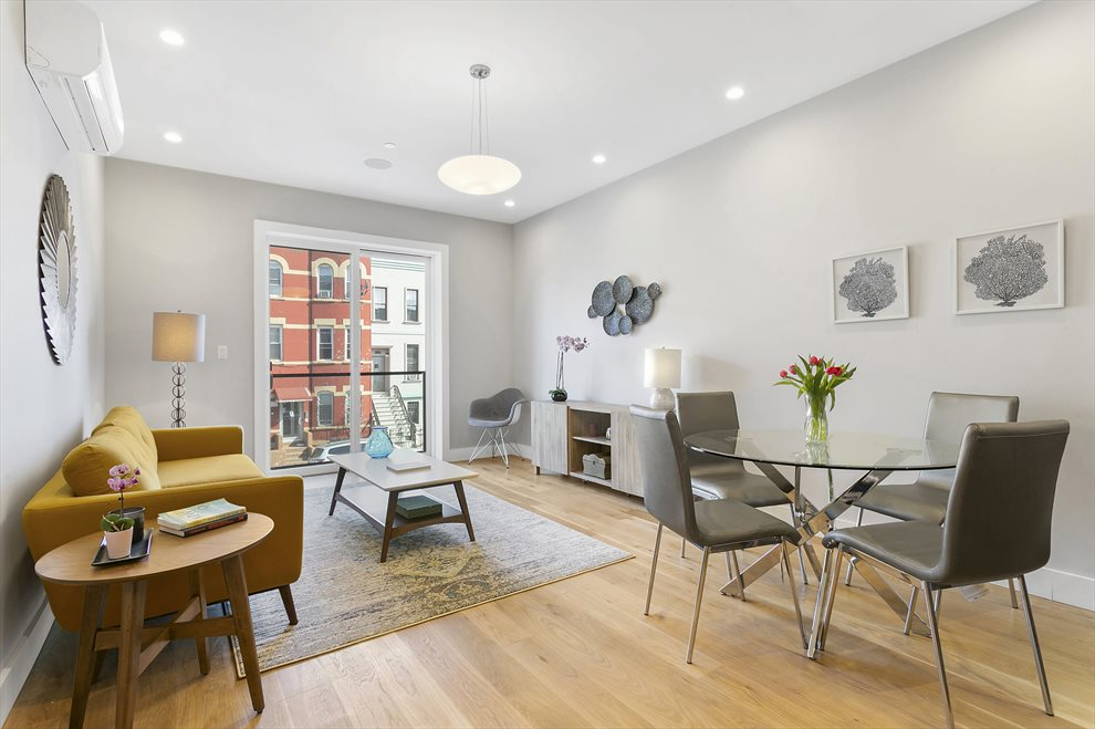 New York City Real Estate | View 139 Grove Street, #3R | 2 Beds, 2 Baths