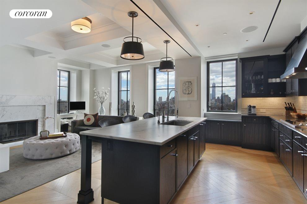 New York City Real Estate | View 212 West 18th Street, #PH5 | Kitchen