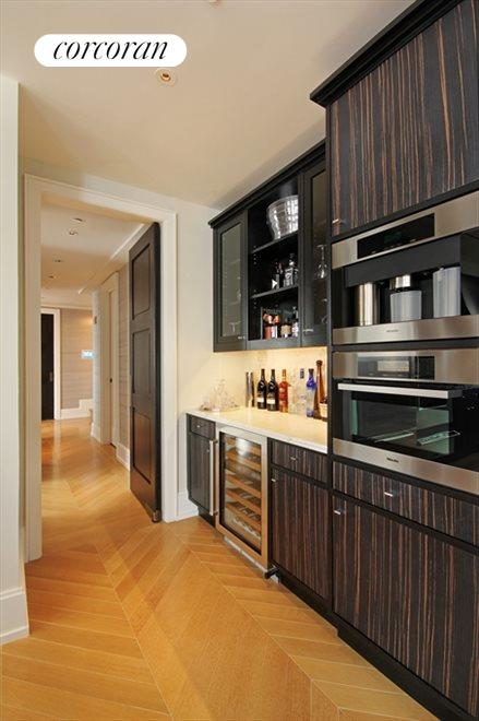 New York City Real Estate | View 212 West 18th Street, #PH5 | Pantry