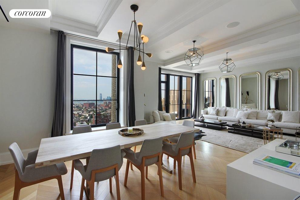 New York City Real Estate | View 212 West 18th Street, #PH5 | Dining Room