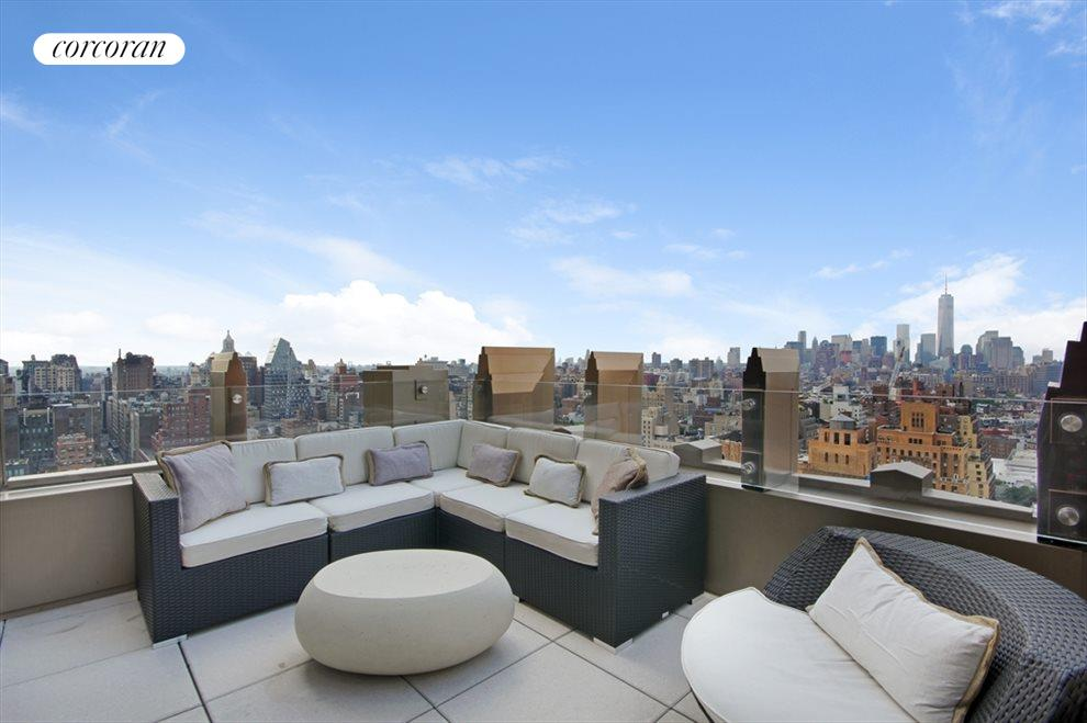 New York City Real Estate | View 212 West 18th Street, #PH5 | Terrace