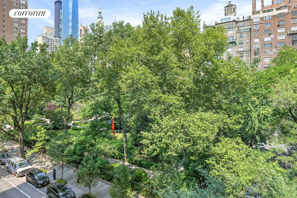 direct Gramercy Park view