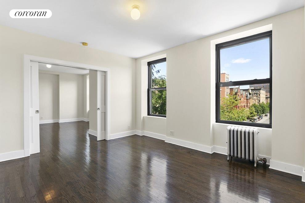 New York City Real Estate | View 42 West 120th Street, #4B | 1 Bed, 1 Bath