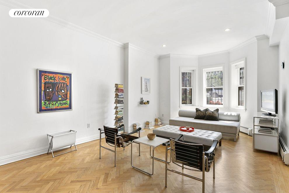 New York City Real Estate | View 5 MOUNT MORRIS PARK WE, #A | 2 Beds, 1.5 Baths