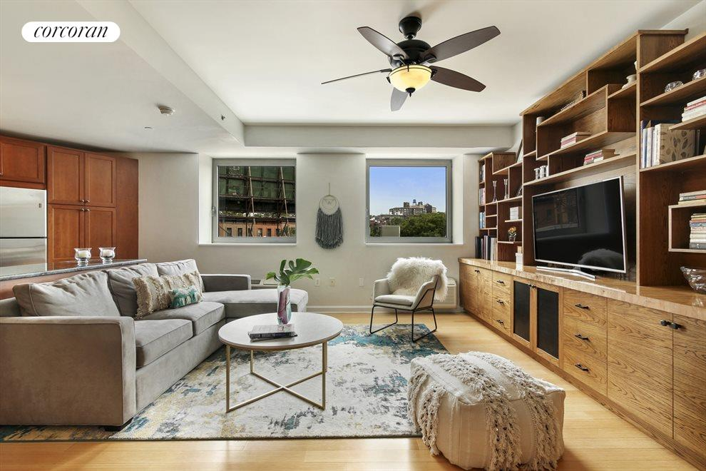 New York City Real Estate | View 145 Park Place, #4A | 3 Beds, 2 Baths