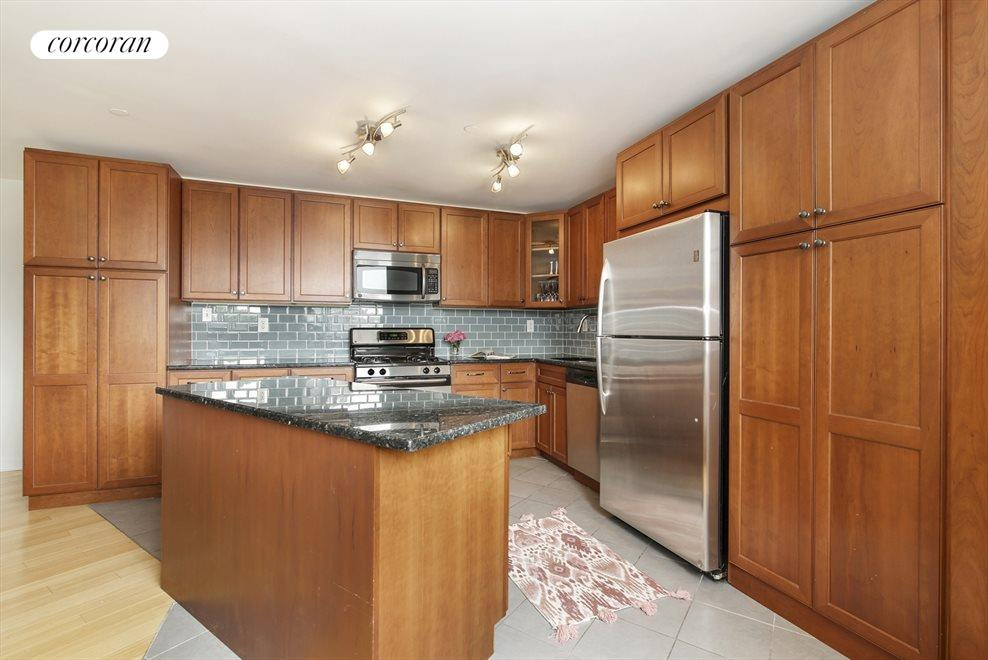 New York City Real Estate | View 145 Park Place, #4A | Chef's Kitchen