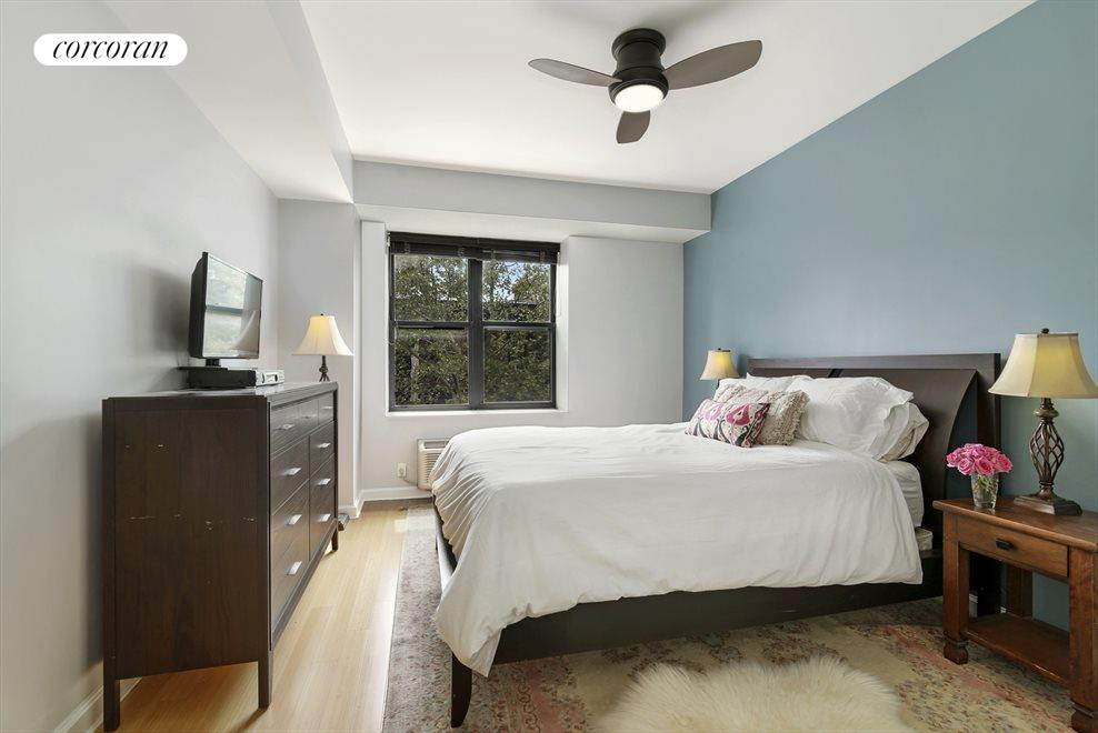New York City Real Estate | View 145 Park Place, #4A | Master Bedroom