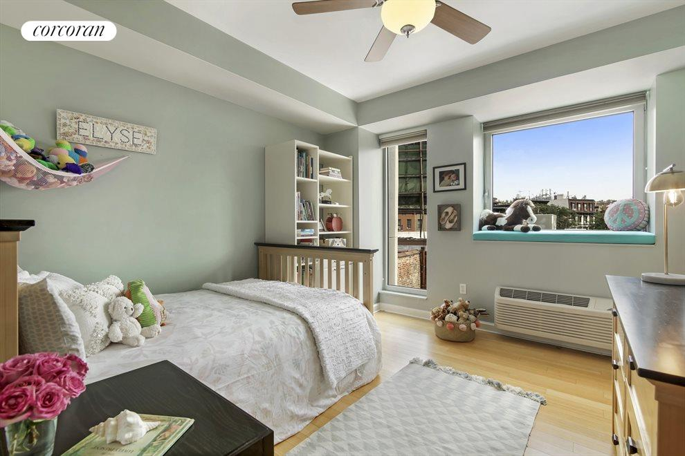 New York City Real Estate | View 145 Park Place, #4A | Bedroom