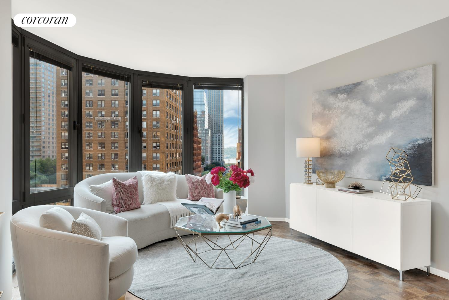 155 West 70th Street, 7D, Living Room