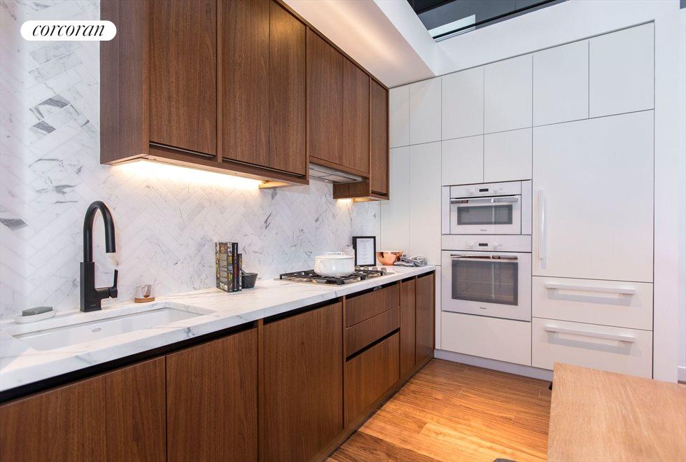 New York City Real Estate | View 21 India Street, #37C | 2 Beds, 2 Baths