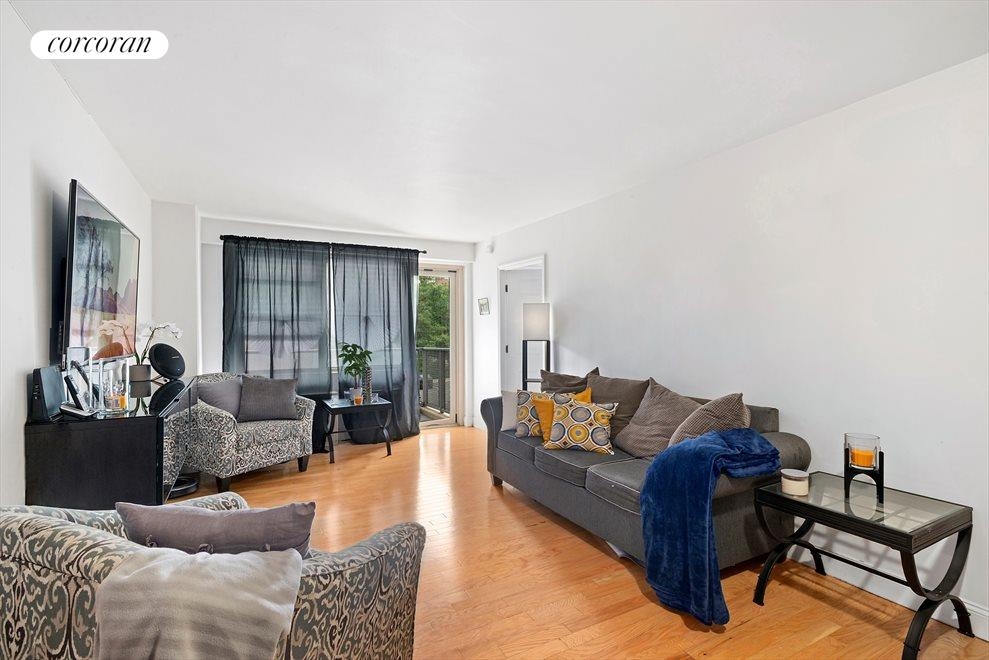 New York City Real Estate | View 971 Jerome Street, #2H | 2 Beds, 1 Bath