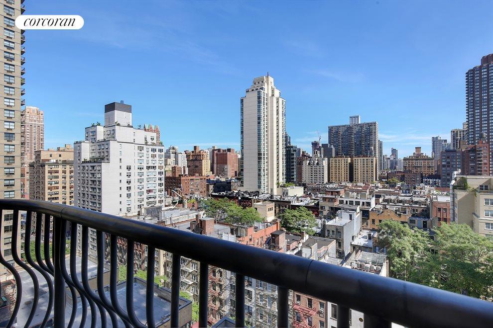 Open city views