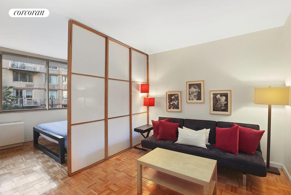New York City Real Estate | View 393 West 49th Street, #3MM | 1 Bath