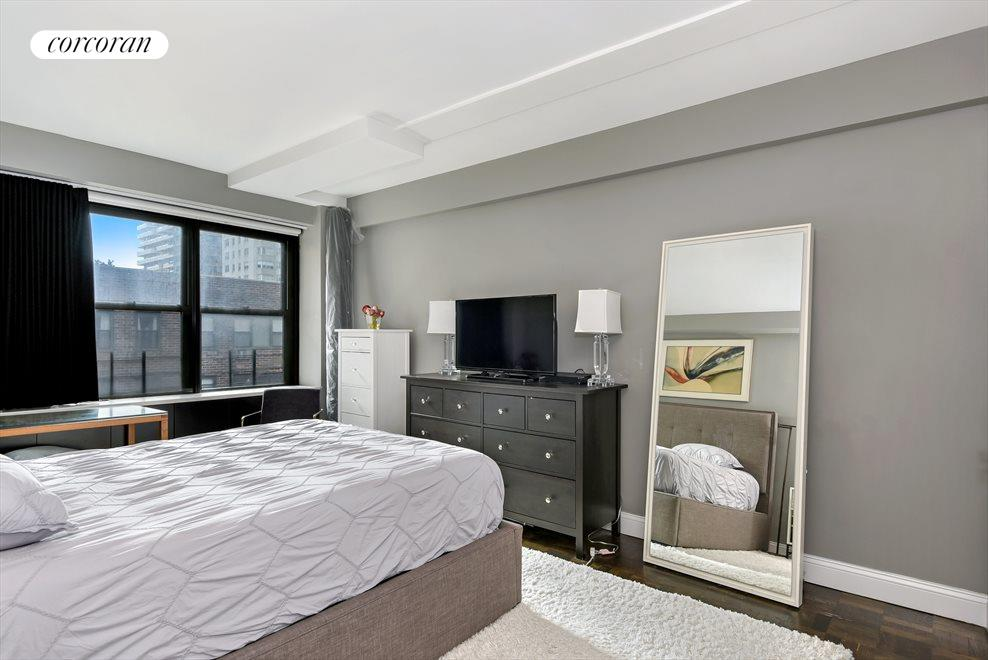 King-Sized Master Bedroom