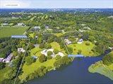 10 Acres of Pondfront Property Overlooking Reserve, Bridgehampton