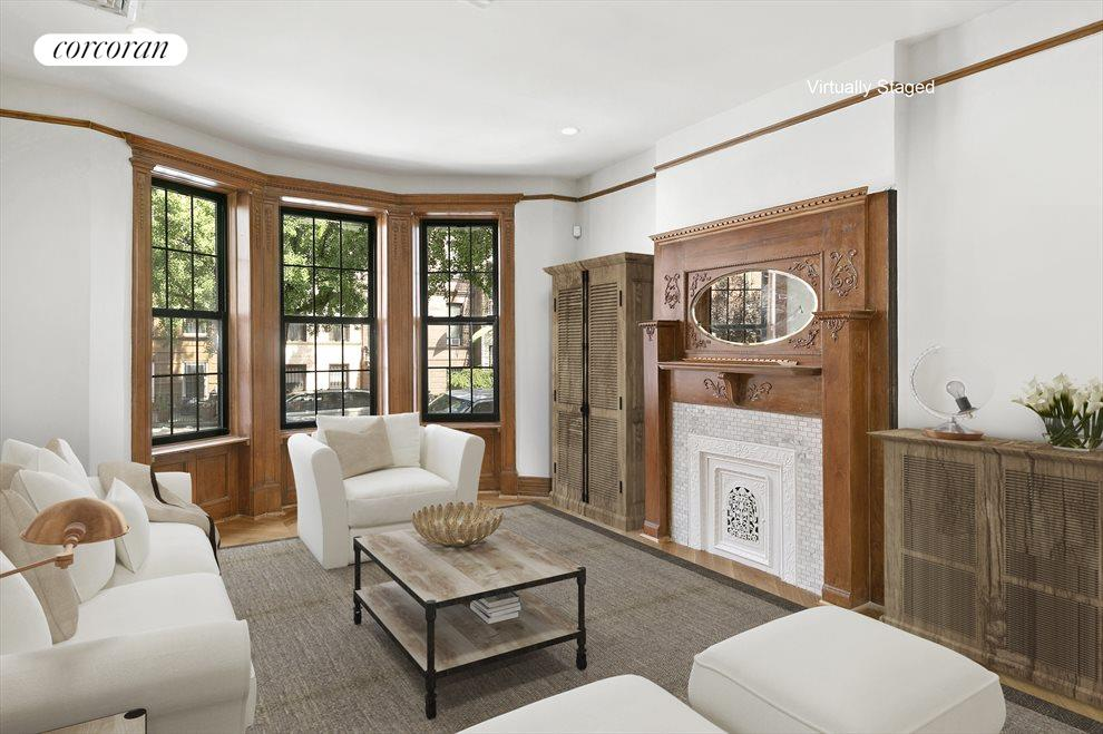 New York City Real Estate | View 762 Lincoln Place | 5 Beds, 4 Baths