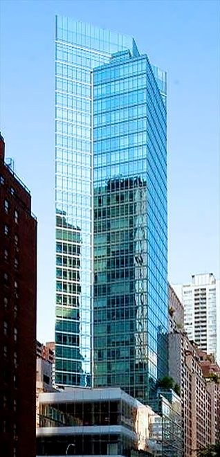 Place 57 Apartment Building | View 207 East 57th Street | Glass Tower