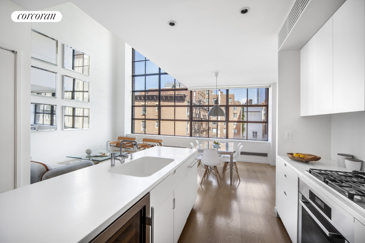 456 West 19th Street, 4-5A, Kitchen