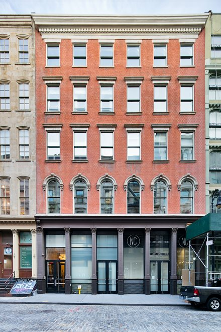 New York City Real Estate | View 22 MERCER ST, #2C | 2 Beds, 2.5 Baths