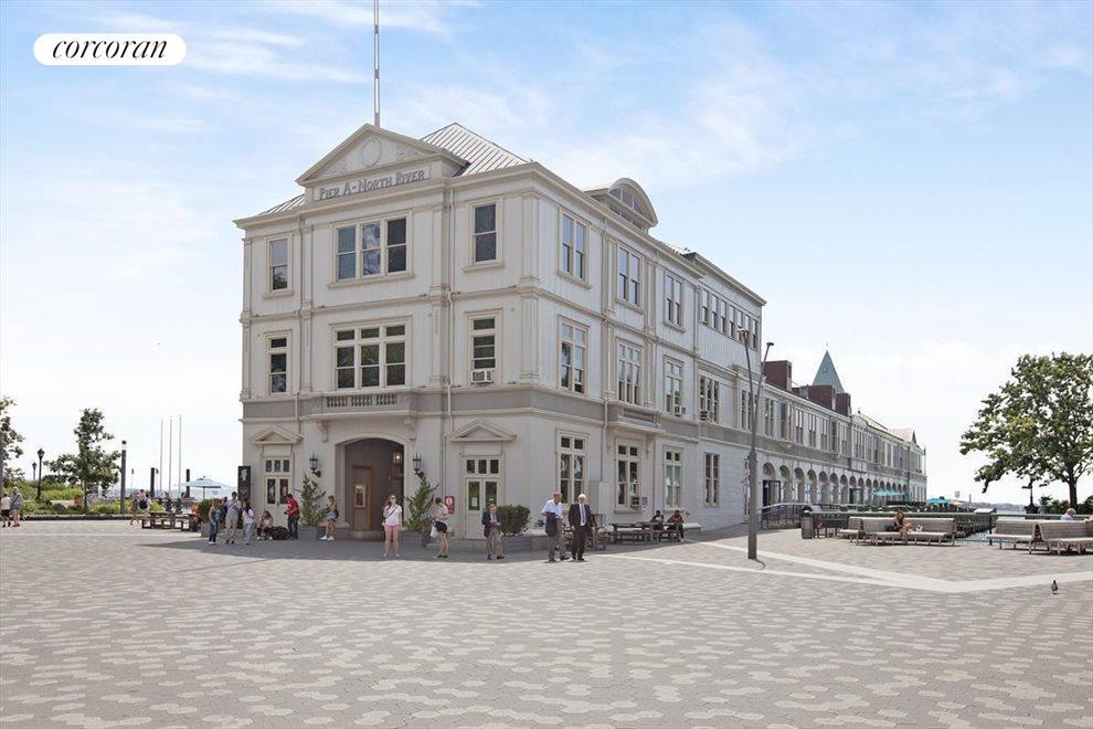 Pier A - Oyster Bar and Restaurants