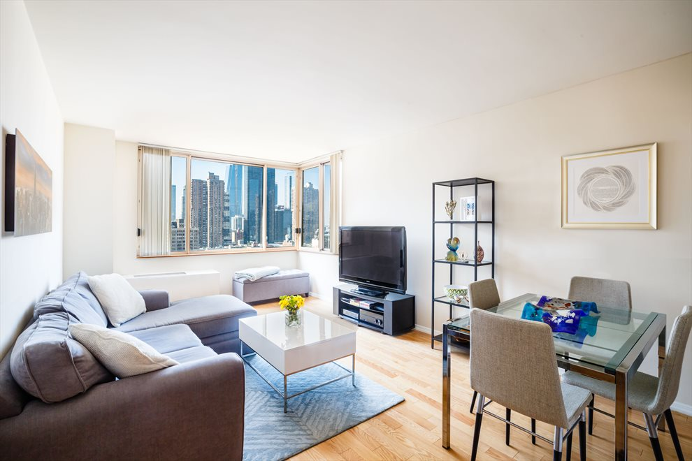 New York City Real Estate | View West 50th Street | 1 Bed, 1 Bath