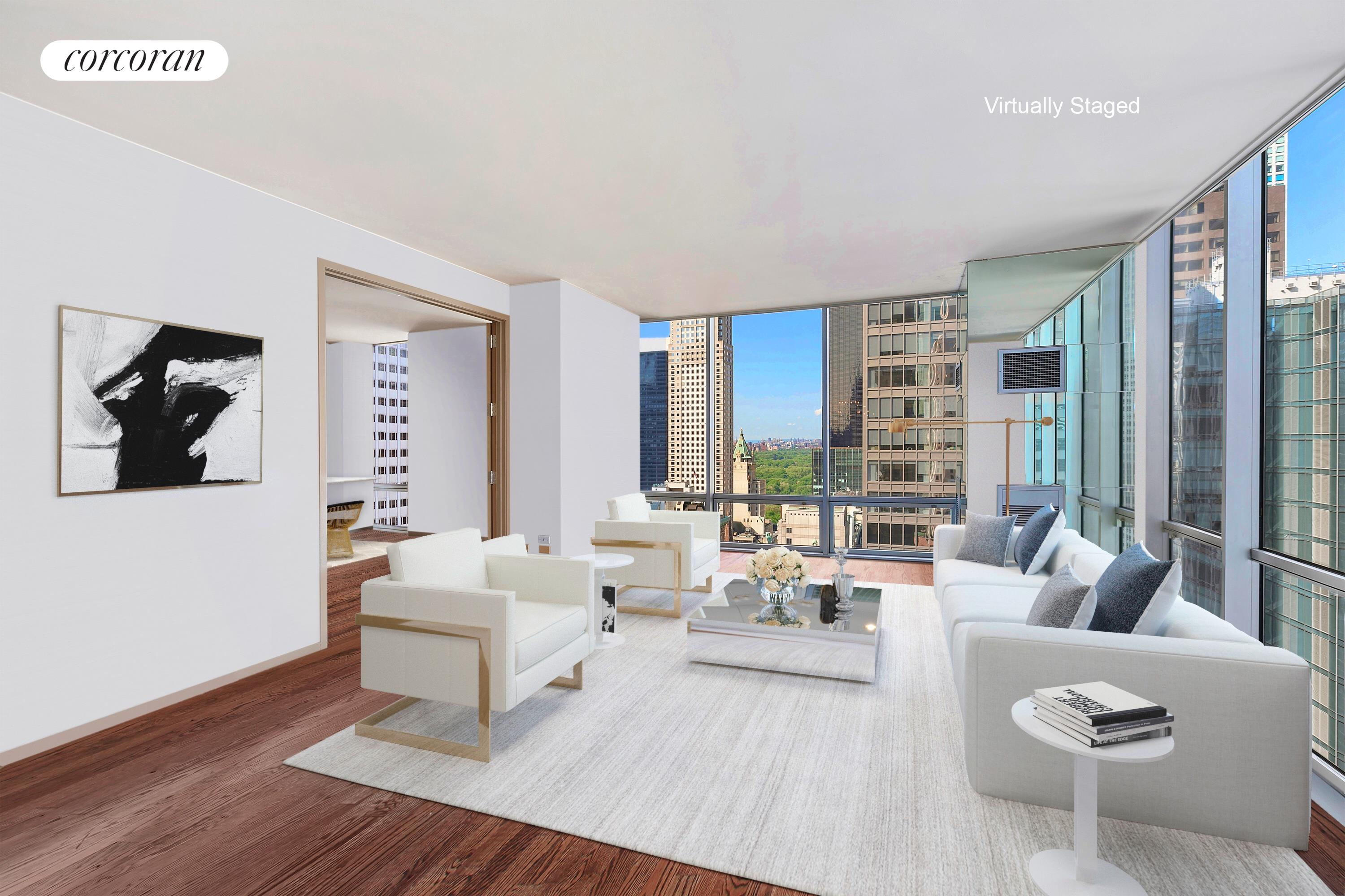 641 Fifth Avenue, 29D, Kitchen Views To The East
