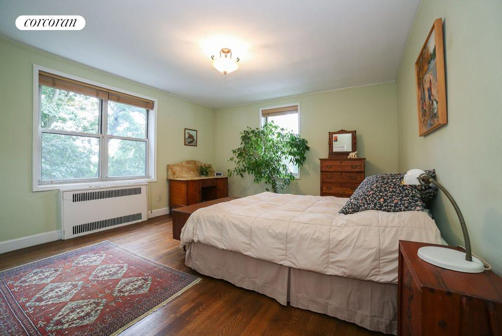 New York City Real Estate | View 2600 Henry Hudson Pkwy, #2A | Master Bedroom