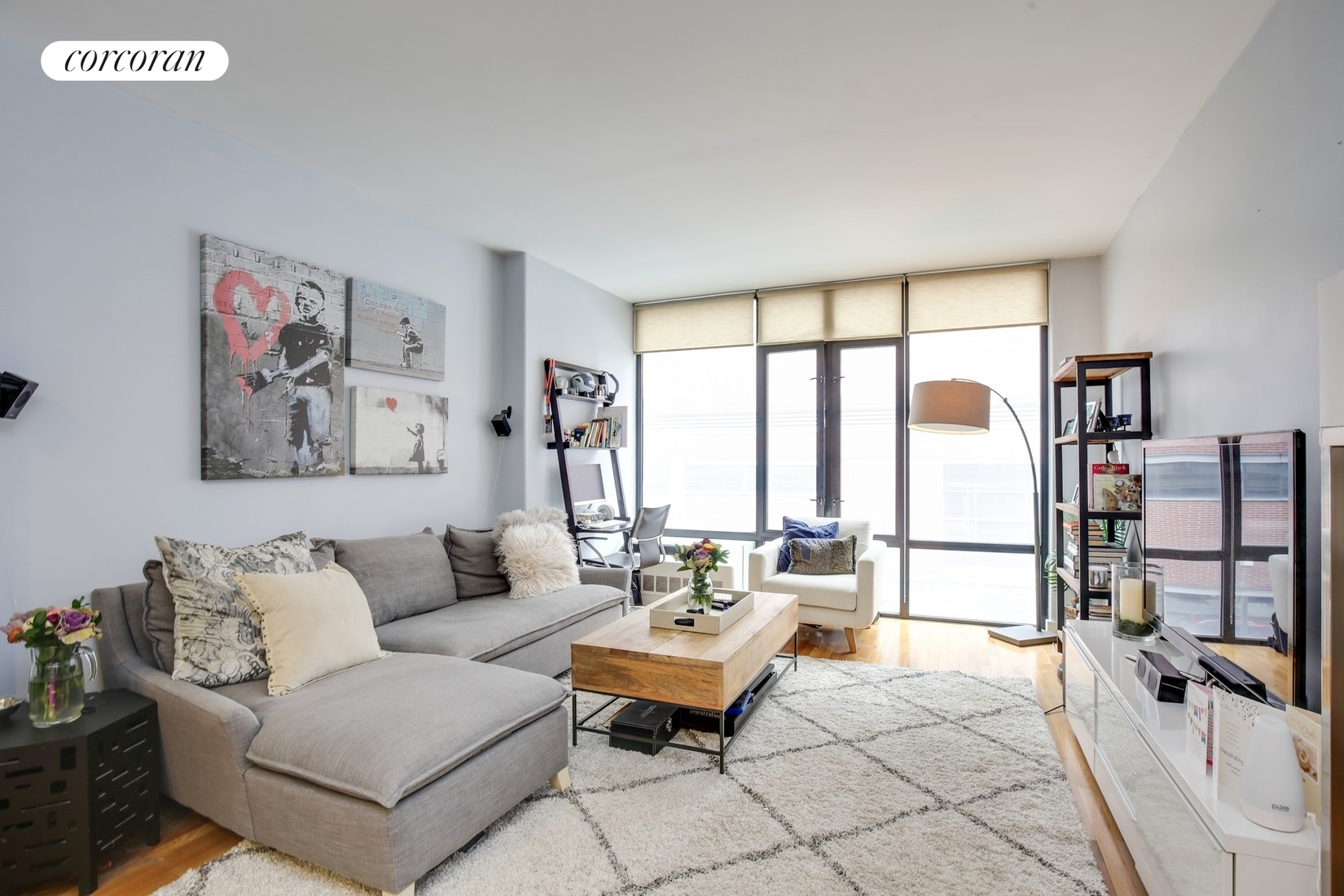 148 East 24th Street, 3A, Living Room