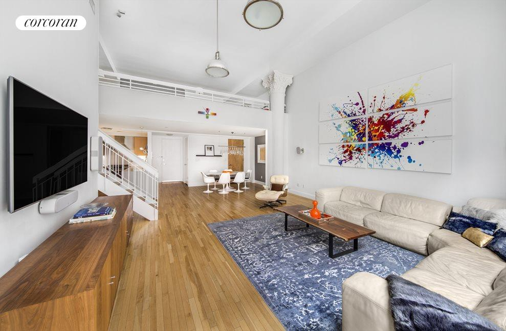 New York City Real Estate | View 121 West 19th Street, #3E | room 1