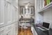 139 East 94th Street, 3CD, Kitchen Banquette Seating and Home Office Area