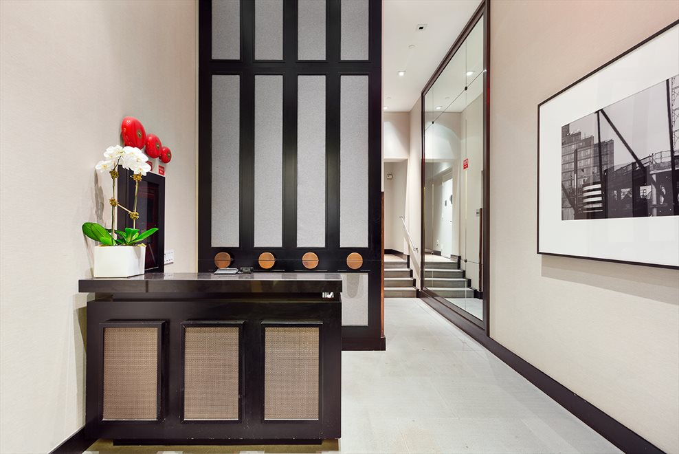 New York City Real Estate | View 22 MERCER ST, #2C | Gut Renovated Lobby with Full-Time Doorman