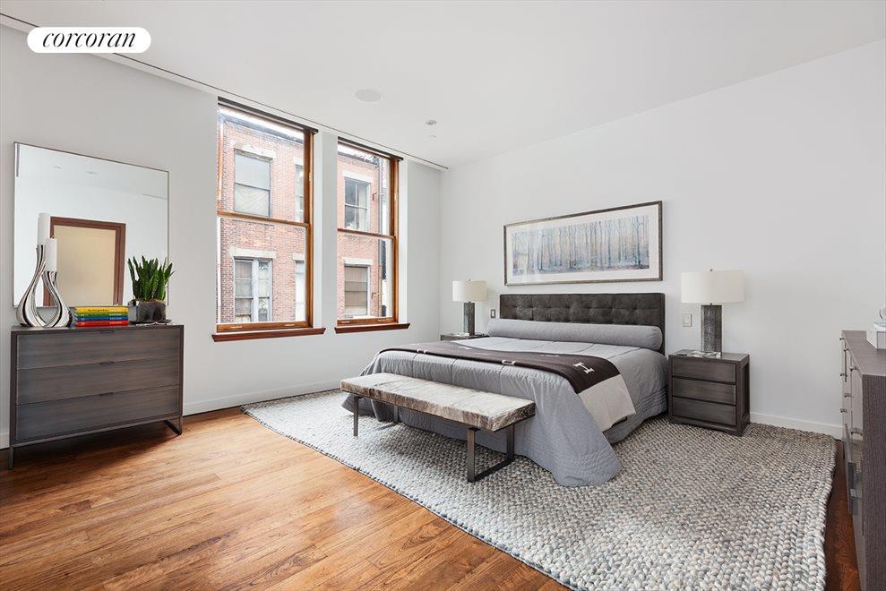 Oversized Corner Master Suite